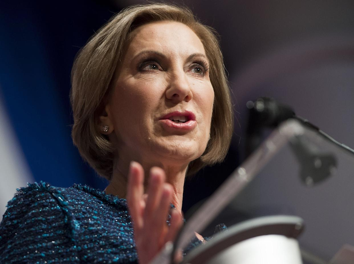 "&ldquo;If you have come here illegally and stayed here illegally, then you don't get a pass to citizenship.&rdquo; - <a href=""http://www.nytimes.com/interactive/2016/us/elections/carly-fiorina-on-immigration.html"" rel=""nofollow noopener"" target=""_blank"" data-ylk=""slk:June 2015"" class=""link rapid-noclick-resp"">June 2015</a>"