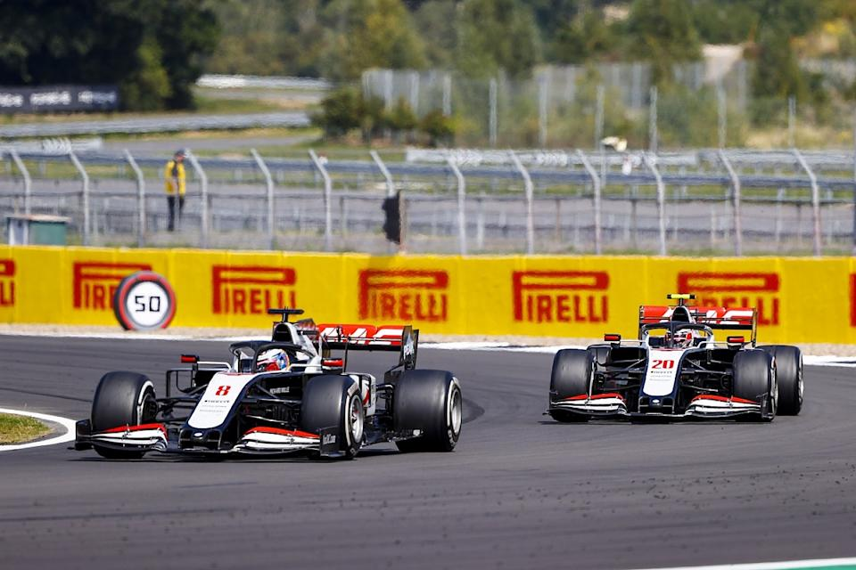 Haas won't consider drivers until team's future secure