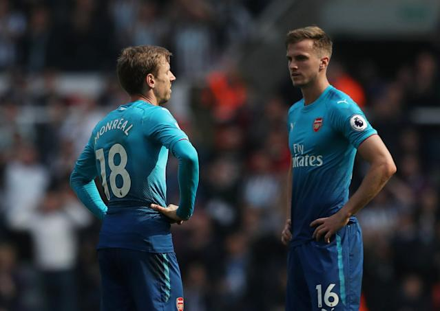 Arsenal lost 2-1 at Newcastle to mean they still have not taken an away point in 2018.