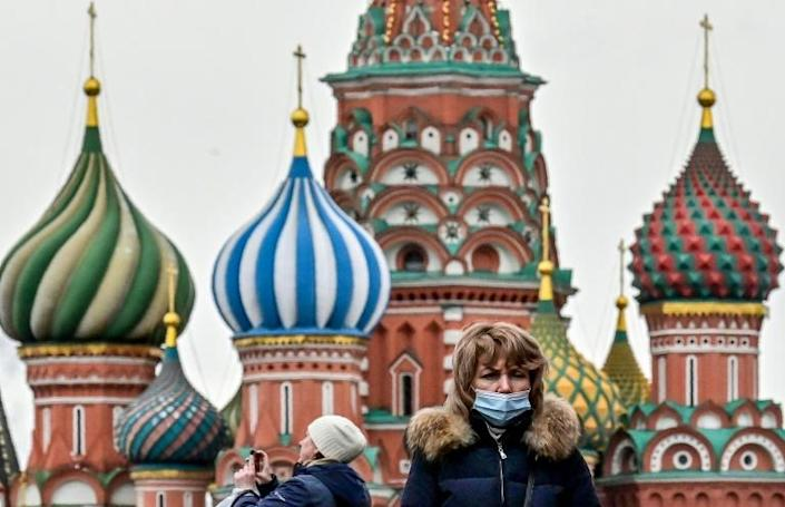Moscow residents face renewed coronavirus restrictions faced with the Delta variant's rapid spread