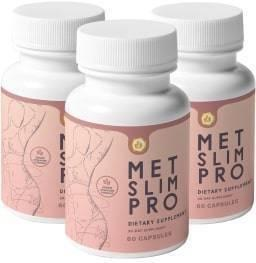 Met Slim Pro Reviews - Can James's Met Slim Pro Supplement Lose Weight Naturally? By Nuvectramedical