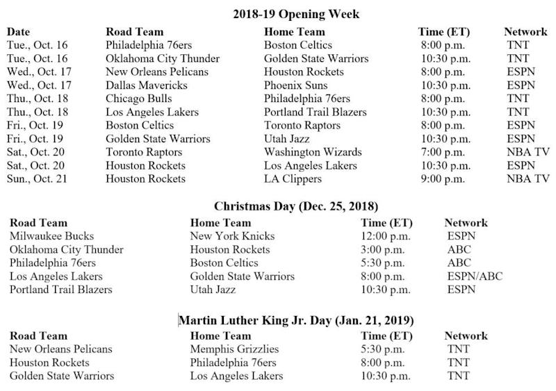 some of the seasons most intriguing matchups are a direct result of the movement of the offseason which saw lebron james head out west to join the los - What Day Of The Week Is Christmas On