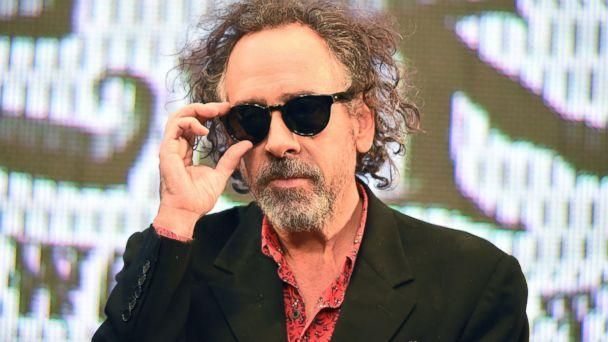 PHOTO: Director Tim Burton attends the opening ceremony of the World of Tim Burton exhibition at Roppongi Hills arena, Oct. 31, 2014 in Tokyo. (Jun Sato/WireImage)