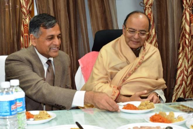 <p>Our love for all things sweet extends to the Budget as well. The process of printing of the Budget documents starts with the preparation and serving of halwa. At the ceremony, that is attended by the Finance Minister as well, the sweet dish is prepared in a large kadhai and distributed to the staff of the Finance Ministry.<br /><em>Image credit: </em>Official Twitter handle of the Finance Ministry </p>