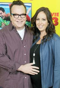 Tom Arnold and Ashley Groussman | Photo Credits: Gregg De Guire/WireImage