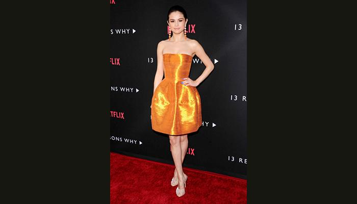 Selena Gomez, Jessica Caban, Francia Raisa and More Best Dressed Celebrities of the Week
