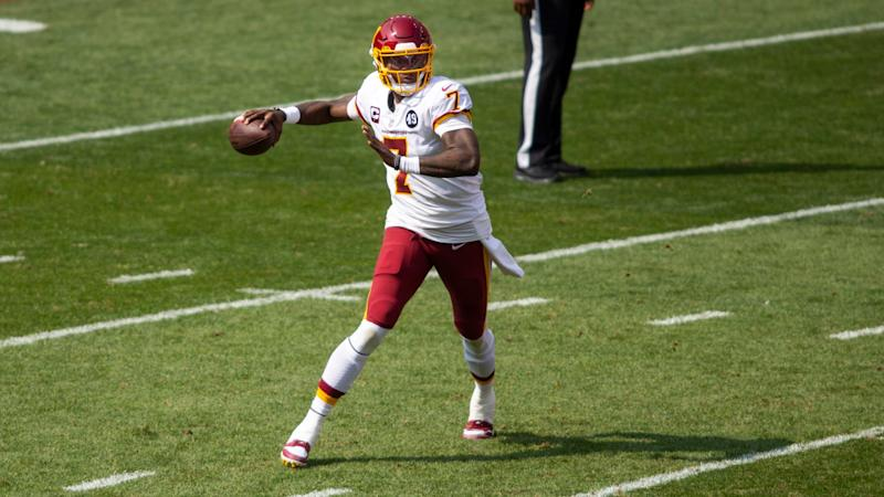 JP Finlay on benching Dwayne Haskins: 'I want to unequivocally say no'