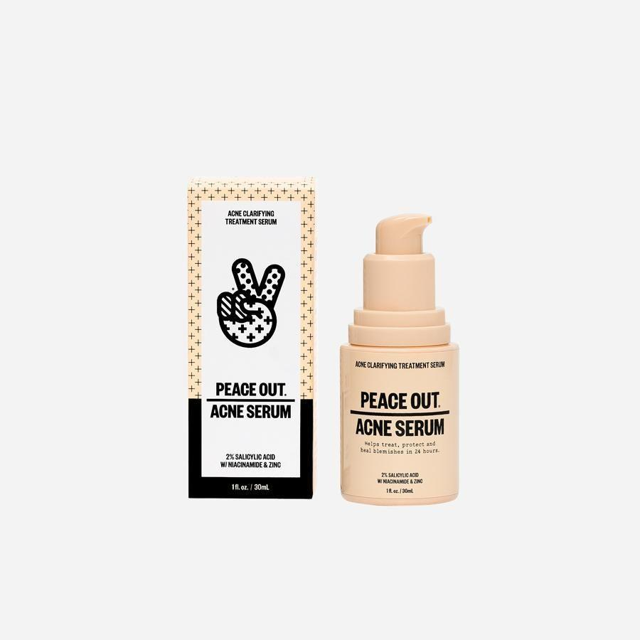 """<p><strong>Last year's deal: </strong>Acne brand Peace Out has a great Black Friday deal: 35% off site-wide. Grab pimple patches and serums for the new year. Goodbye pesky breakouts. </p><p><strong><a href=""""https://peaceoutskincare.com/"""" rel=""""nofollow noopener"""" target=""""_blank"""" data-ylk=""""slk:Peace Out"""" class=""""link rapid-noclick-resp"""">Peace Out</a></strong> <a class=""""link rapid-noclick-resp"""" href=""""https://go.redirectingat.com?id=74968X1596630&url=https%3A%2F%2Fpeaceoutskincare.com%2F&sref=https%3A%2F%2Fwww.harpersbazaar.com%2Fbeauty%2Fg34398365%2Fblack-friday-cyber-monday-beauty-deals-2020%2F"""" rel=""""nofollow noopener"""" target=""""_blank"""" data-ylk=""""slk:SHOP"""">SHOP</a></p>"""