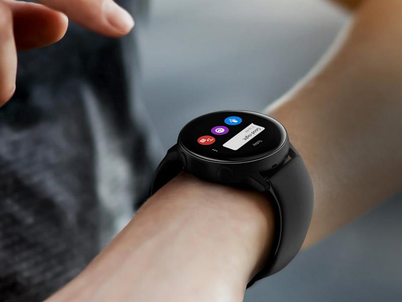 Samsung Galaxy Watch Active. Image: Samsung