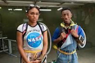 """<p>In this incredibly cool sci-fi drama, two science geek best friends, C.J. and Sebastian, work together to create a time machine that will allow them to save C.J.'s brother, who was wrongfully killed by a police officer.</p> <p>Watch <a href=""""https://www.netflix.com/title/80216758"""" class=""""link rapid-noclick-resp"""" rel=""""nofollow noopener"""" target=""""_blank"""" data-ylk=""""slk:See You Yesterday""""><strong>See You Yesterday</strong></a> on Netflix now.</p>"""