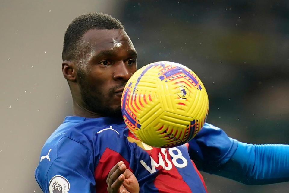 <p>Luka Milivojevic and Crystal Palace face a London derby against Fulham</p> (POOL/AFP via Getty Images)