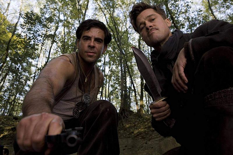 Eli Roth talks Quentin Tarantino and Inglorious Basterds