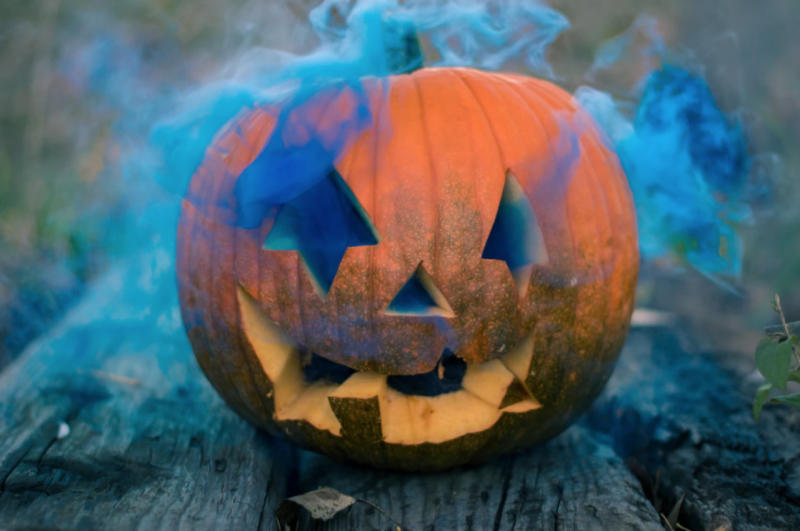 Pumpkin carving secrets: Start with not cutting the top off