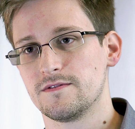 Edward Snowden. (Photo: Praxis Films)