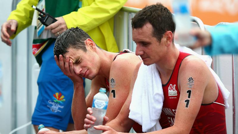 Commonwealth Games 2018: Brownlee brothers disappoint as Australia celebrate five golds