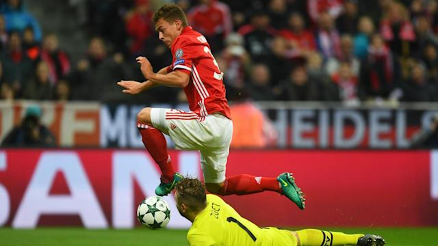 Joshua Kimmich Champions League Team of the Week