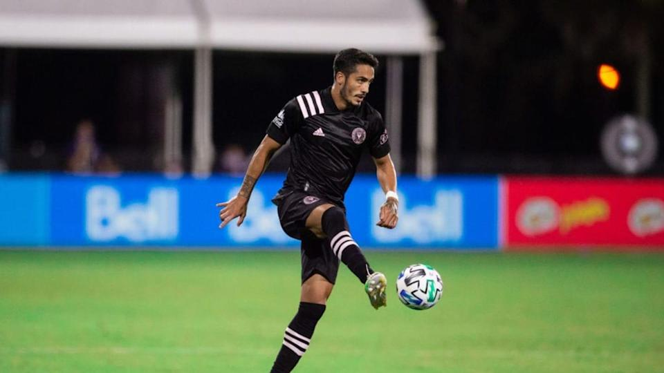 Jorge Figal, Inter Miami | Jeremy Reper/ISI Photos/Getty Images