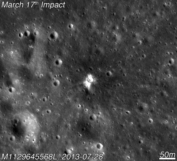 Counting Moon Craters: Amateurs, Scientists Do Equally Well