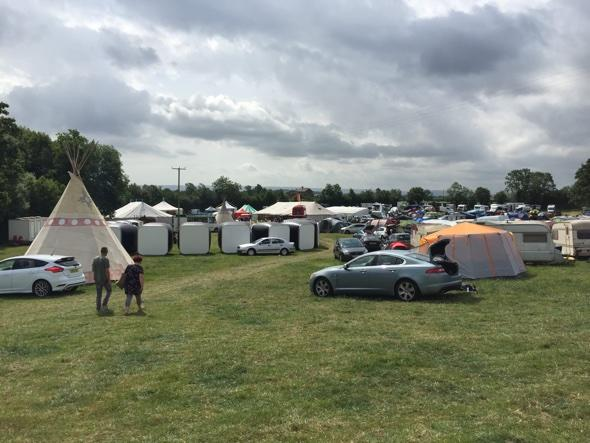 UK villagers outraged by three-day 'sex festival'