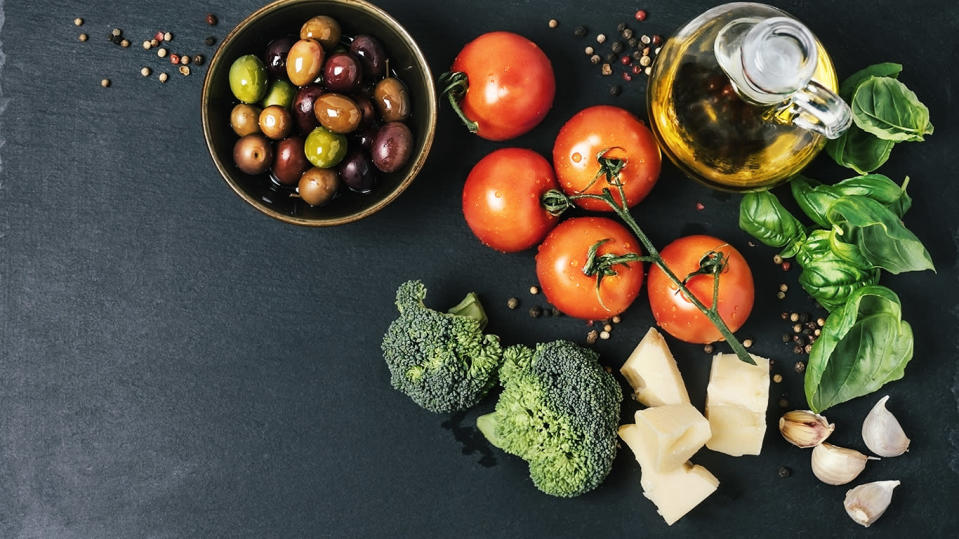 A Mediterranean diet could prevent the onset of Alzheimer's, according to a group of Perth researchers. Source: File/Getty