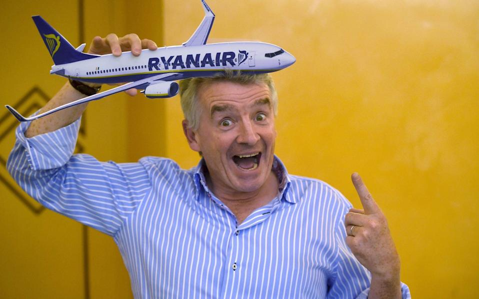 Ryanair boss Michael O'Leary has spoken out ahead of the Budget