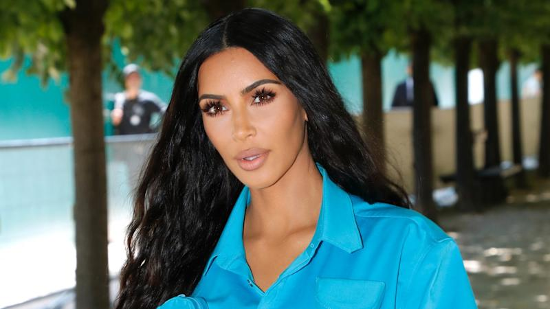 Kim Kardashian Says She Was 'So Freaked Out' When She Found Out She Was Pregnant With North