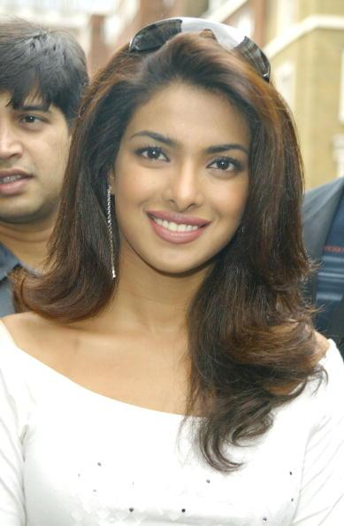 There was a time when Priyanka looked like an awkward badly styled newcomer. Can you believe this is the same girl?