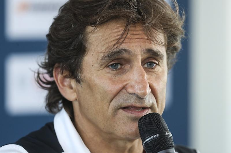 Zanardi to be gradually brought out of induced coma
