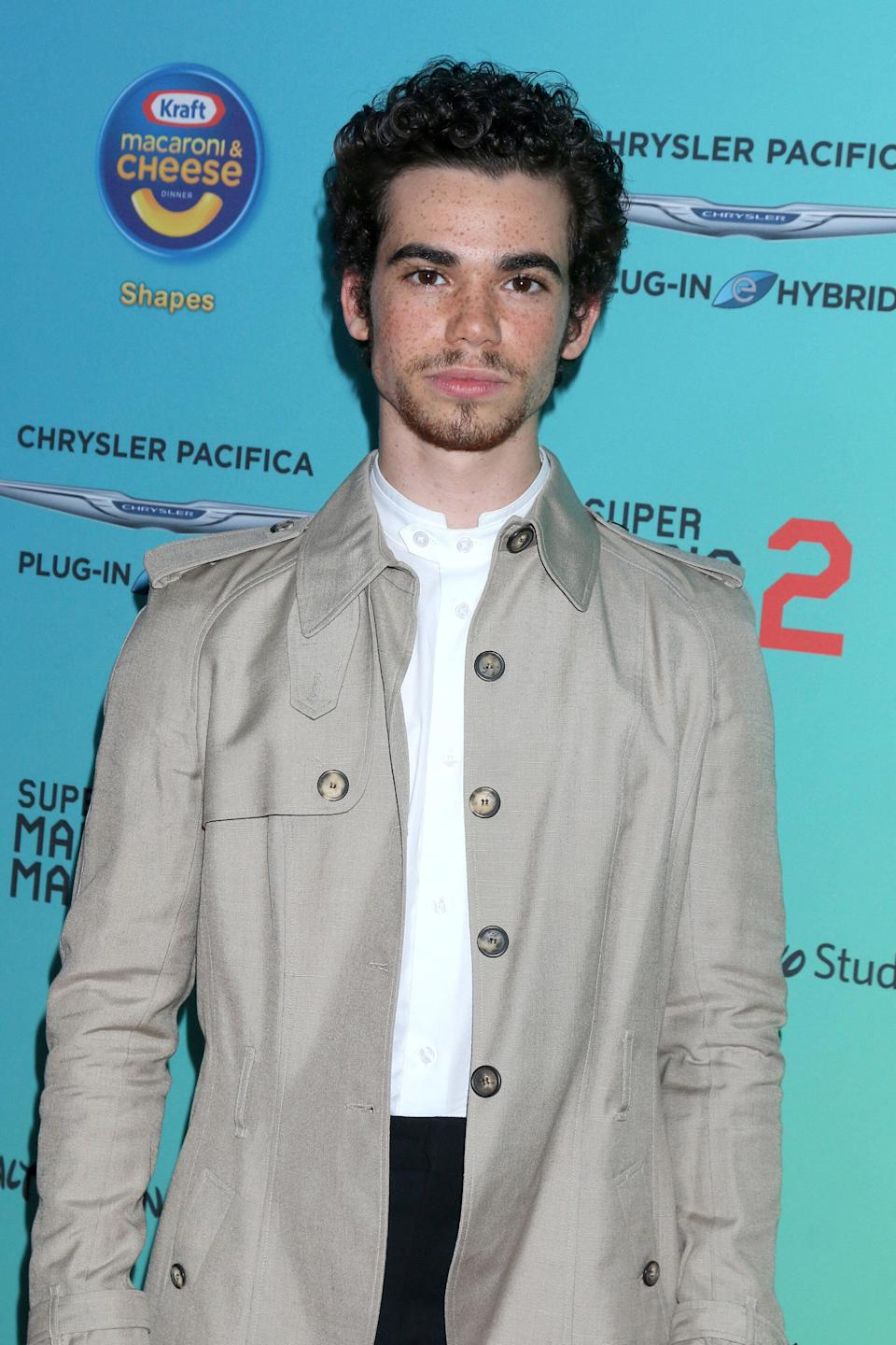 <strong>Cameron Boyce (1999-2019)</strong><br />The Disney star died suddenly from epilepsy after being found unconscious at his home in North Hollywood. He was best-known for his role in the Disney franchise Descendants and the TV show Jessie.