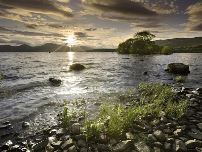 Britain's iconic lakes and rivers polluted with plastic, study reveals