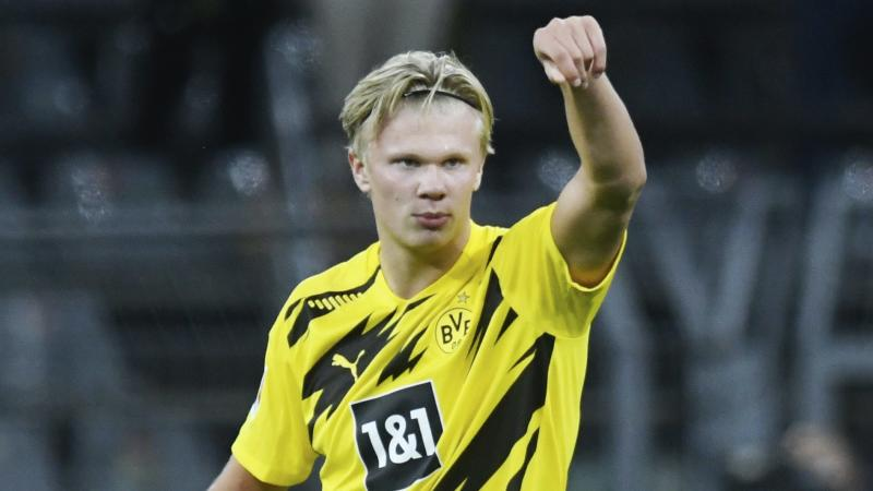 Erling Haaland At The Double As Borussia Dortmund Earn Opening Day Victory
