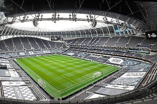 Tottenham's new stadium will be Daniely Levy's greatest legacy.Tottenham Hotspur FC via Getty Images