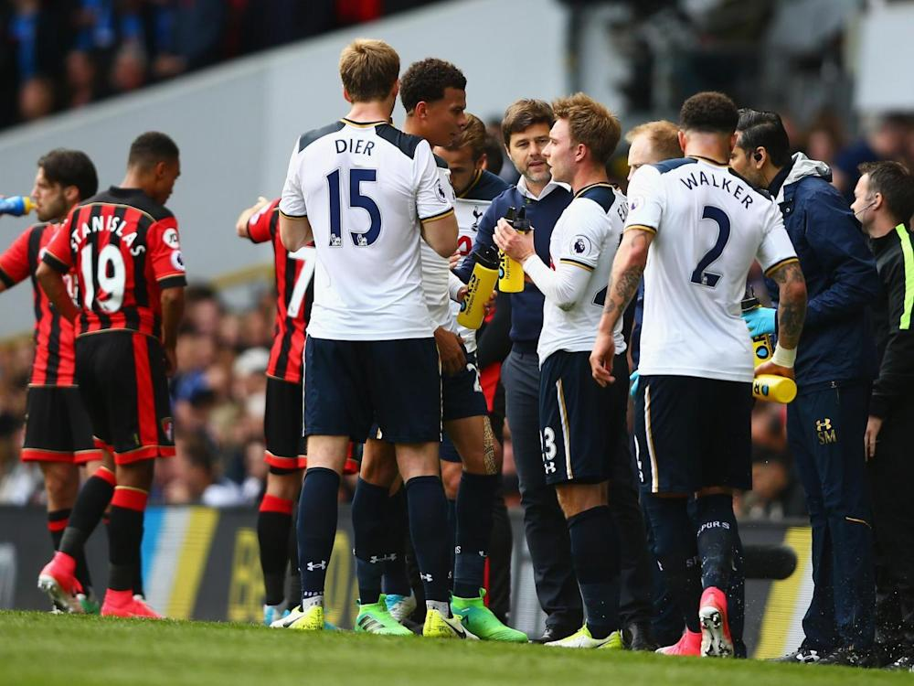 "Pochettino revealed Eriksen is nicknamed ""Golazo"" (Getty)"