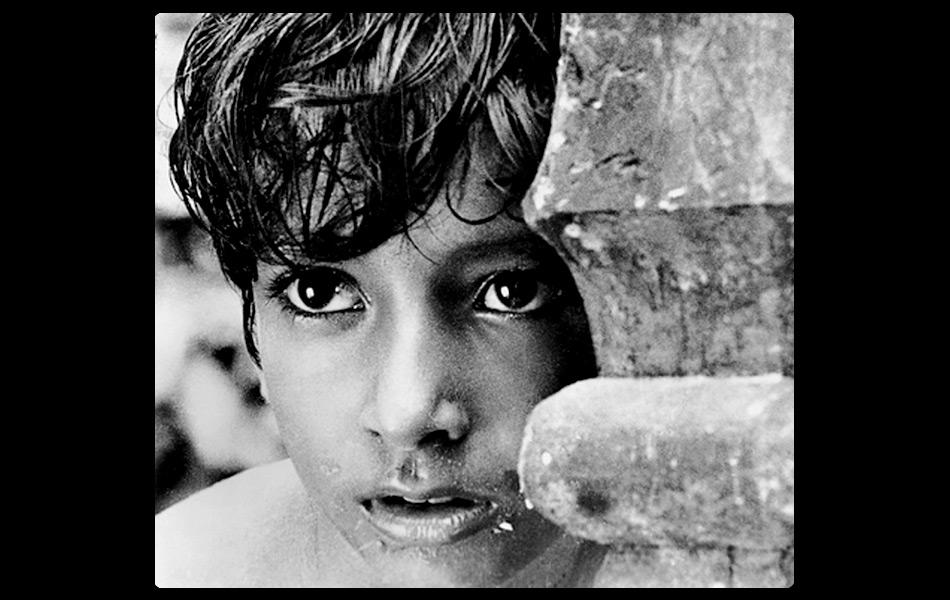 'Pather Panchali', the first of Ray's Apu Trilogy was adapted from a novel by Bibhutibhusan Bandopadhyay. The real Apu, actor Subir Banerjee, was a South Kolkata school boy, with no idea of village life. But the magic of summer holidays or 'exploring' the backyard in search of adventure is the same everywhere. The director maintained a playful approach to win the trust of his little hero and it worked well on the sets.