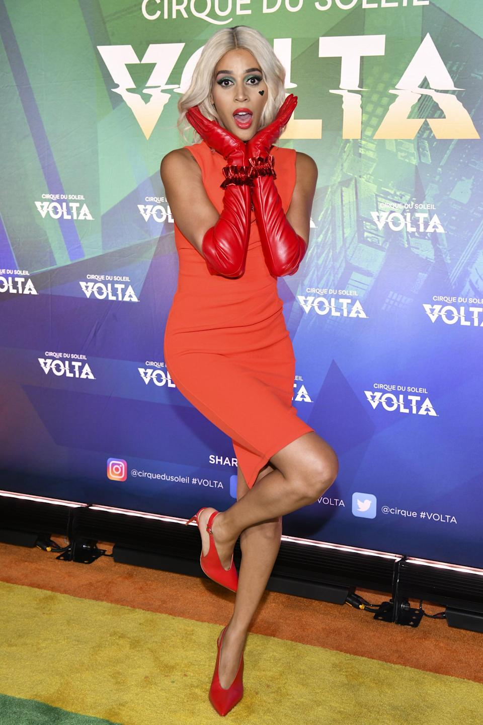 <p>Isis entered the scene as a contestant on <strong>America's Next Top Model</strong>, but she's modeled for many brands. Isis was the first transgender American Apparel model.</p>