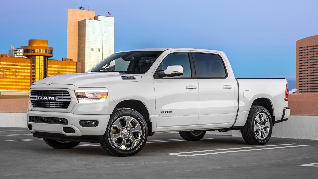 <p>The Ram 1500 matches the Chevy Colorado, with 4.1% of owners selling or trading in their trucks within the first year of ownership.</p>