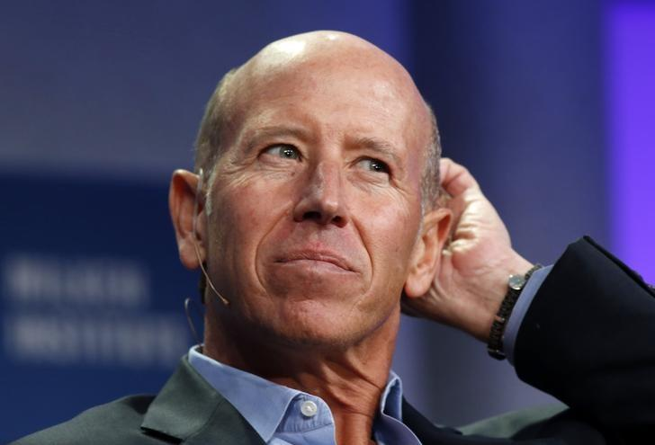 Barry Sternlicht speaks at the 2014 Milken Institute Global Conference in Beverly Hills