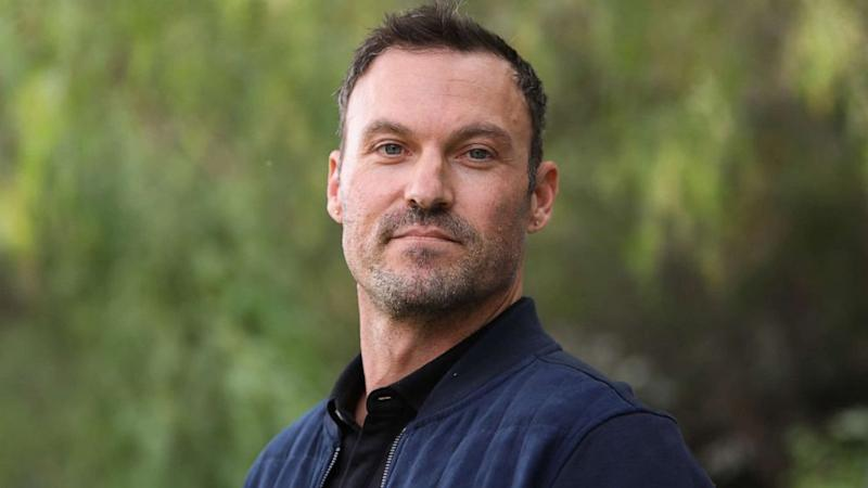 Brian Austin Green defends sons' long hair after comments from online trolls
