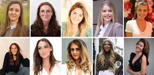Top 10 U/30 Female Entrepreneurs
