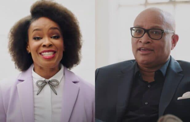 Peacock Drops Trailers for Larry Wilmore and Amber Ruffin's Late-Night Shows (Video)