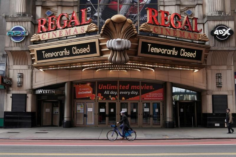 America's small movie theatres fear coronavirus could mean their last picture show