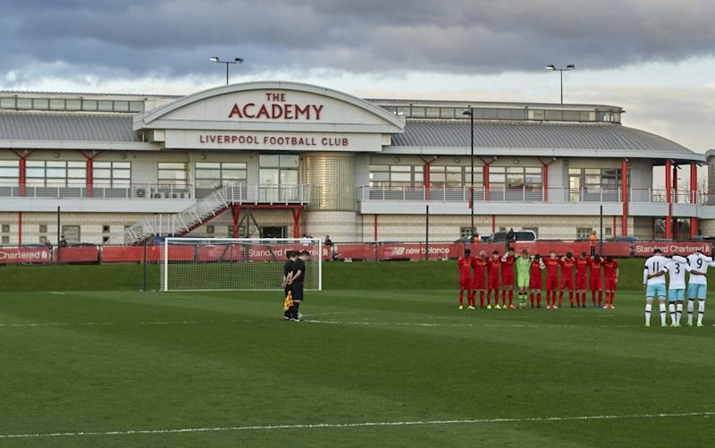 Liverpool's Academy will have no new additions until at least next March - Liverpool FC