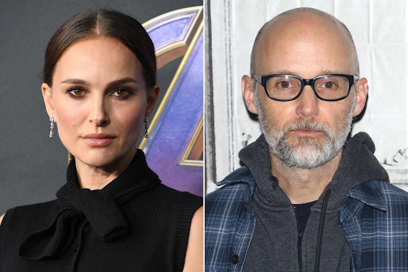 Natalie Portman calls Moby 'creepy' for saying they dated, but he stands by his romance claim