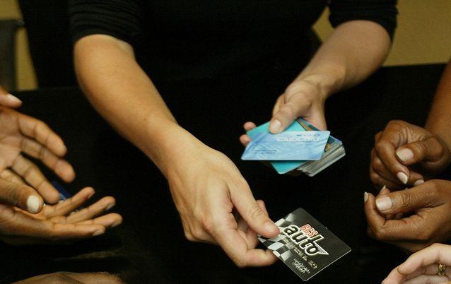 Fears for credit-led spending as bad debts escalate
