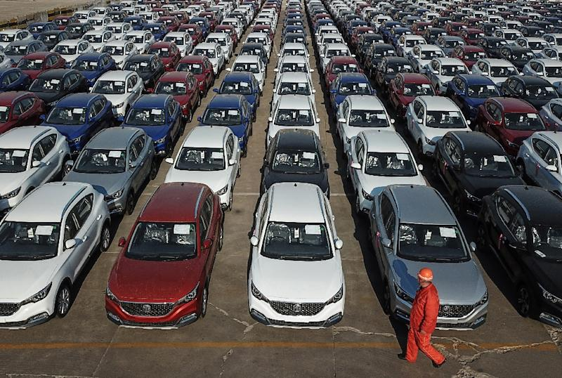Fuelled by rising incomes and government sales incentives, China has been the golden goose upon which the global automotive industry has staked its future (AFP Photo/STR)
