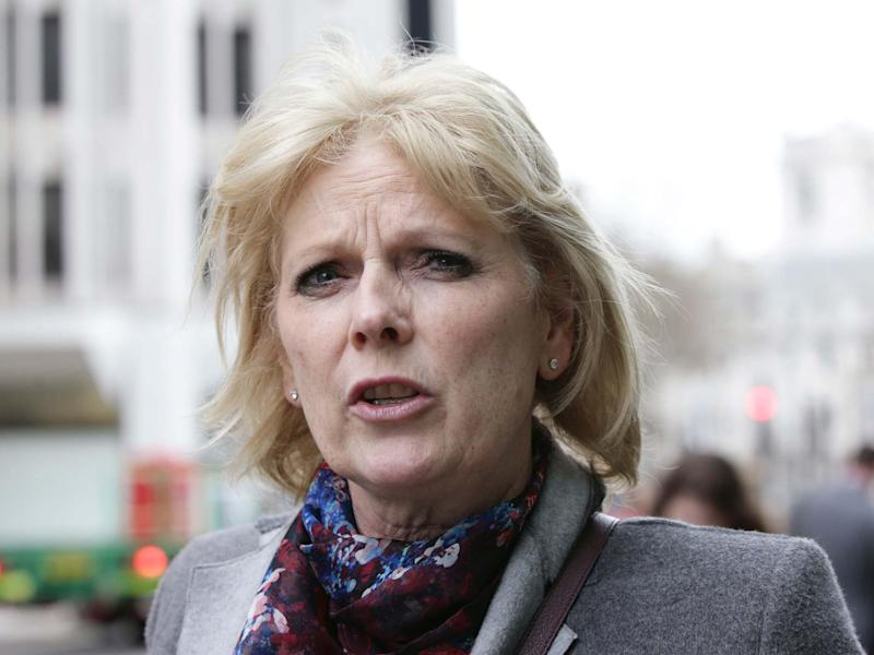 Anna Soubry, a Europhile Conservative MP, has spoken of her openness to a new centre party