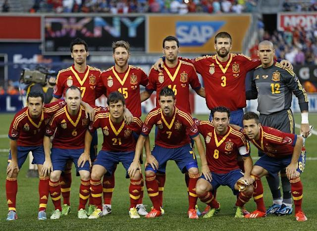 Pique: Spain not the only World Cup favorite