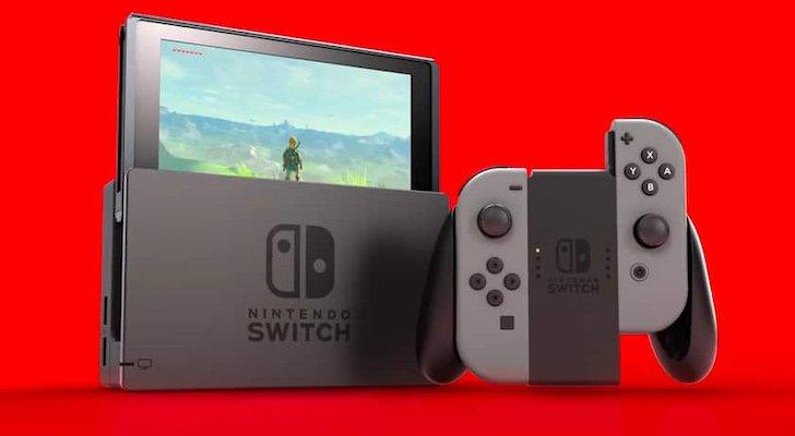 Nintendo Reportedly Working on Two New Switch Models for 2019