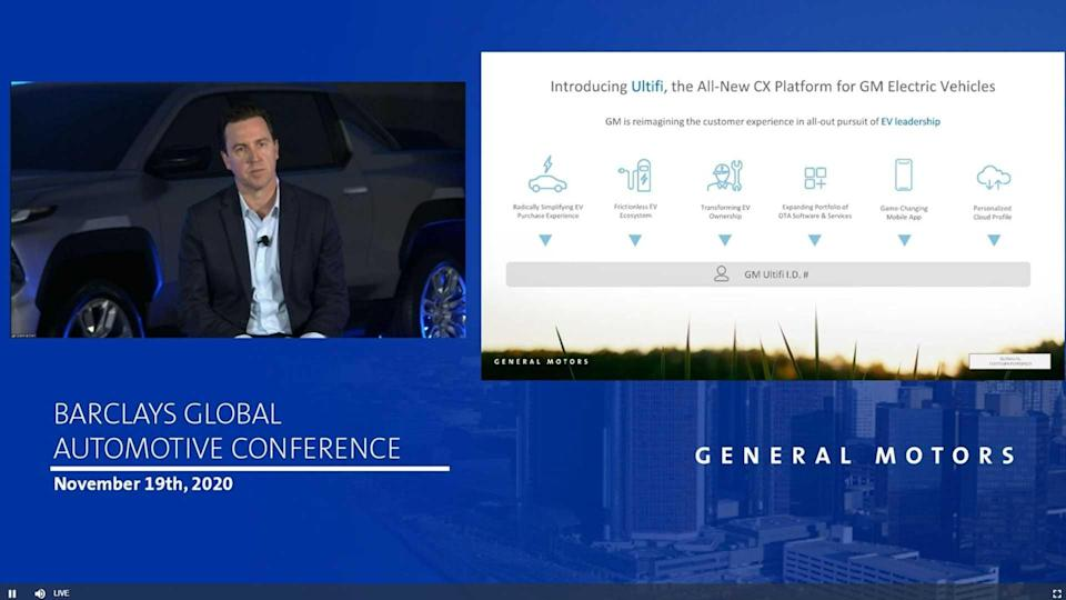 Barclays Global Automotive Conference 2020