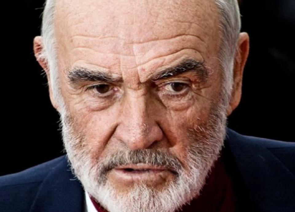 Sean Connery morto